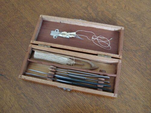 Antique R Geldmacher German Surgeon Medical Surgical Scalpels & Tools