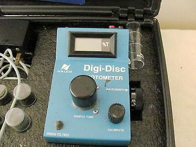 Измерители света Nalco Digi-Disc Photo Meter