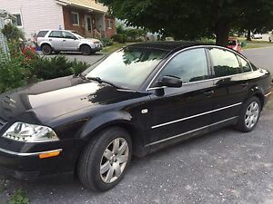 2002 VW Passat 30valve V6 4 motion