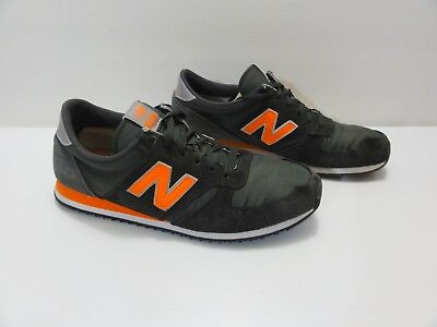 NEW BALANCE 420 U420 RGO men's size 10 Unisex Dark Green Orange