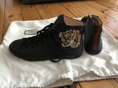 Gucci Sneaker Tiger Herrenschuhe Schuhe High Top sneakers Shoes