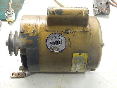 Century 12 Hp 110 Volt Motor 8-125266-21
