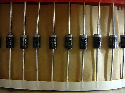 Vishay 1n5400 3a 3 Amp 50v Diodes Axial New Qty.25
