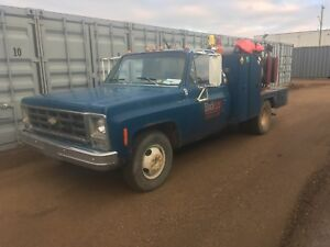 1979 Chevy Dually