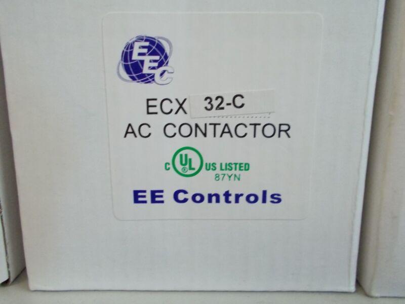 EEC ECX32C  CONTACTOR 208-230V COIL AEG