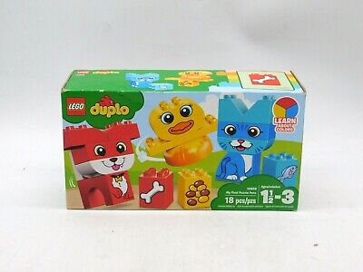 LEGO My First - My First Puzzle Pets 10858