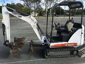 1.6 Tonne Compact Excavator For Sale Coomera Gold Coast North Preview