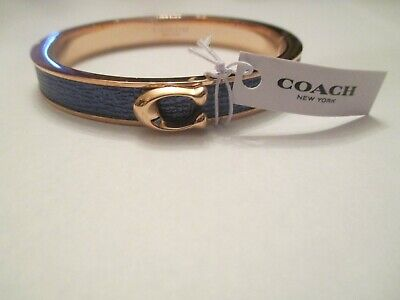 BRAND  NWT COACH BLUE BRACLET F76634 $98.00