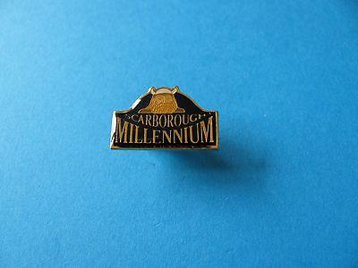 Scarborough MILLENNIUM pin badge, VGC.