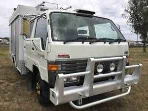 Toyota Dyna 300 4x2 Dualcab Pantech Truck Service Vehicle.Ex SES. Inverell Inverell Area Preview