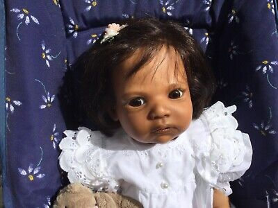 Beautiful Reborn girl sculpt Angelina