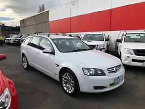 2010 Holden Commodore VE INTERNATIONAL Automatic Wagon Lilydale Yarra Ranges Preview