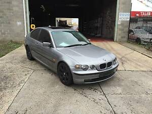 2003 BMW 318TI FULLY OPTIONED 4 CYLINDER AUTO CHEAP CAR!!! Altona North Hobsons Bay Area Preview
