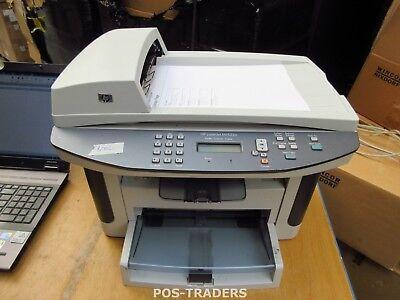 HP LaserJet M1522n A4 Mono Laser Printer USB LAN AIO Print Copy Scan 8002 PRINTS