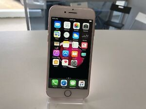 iPhone 7 128gb rose gold unlocked Australian model !!