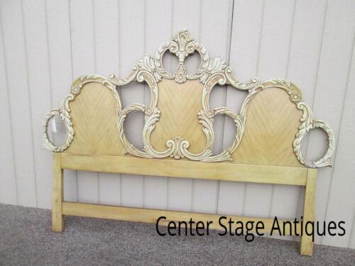 57945 King Size Modern Headboard Bed