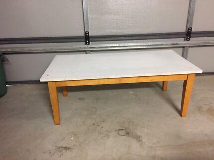 Hamptons style coffee table
