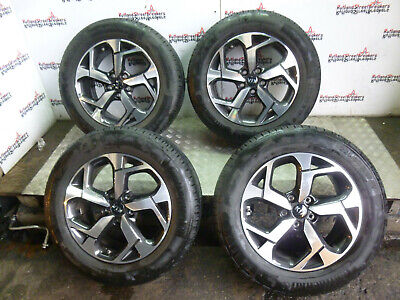 KIA SPORTAGE MK4 SINGLE ALLOY WHEEL 225/60/R17 2015 2016 2017 2018 2019 W89
