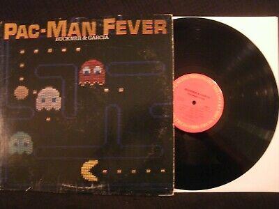 BUCKNER & GARCIA - Pac-Man Fever - 1982 Vinyl 12'' Lp./ Video Game Songs