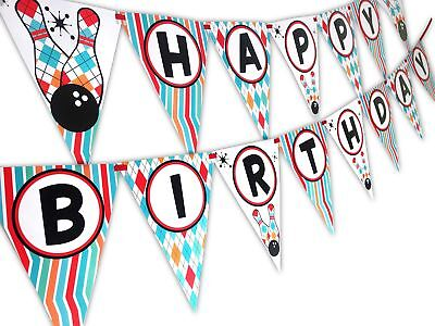 e2717d8cde22 Happy Birthday Bowling Pin - 2 - Trainers4Me
