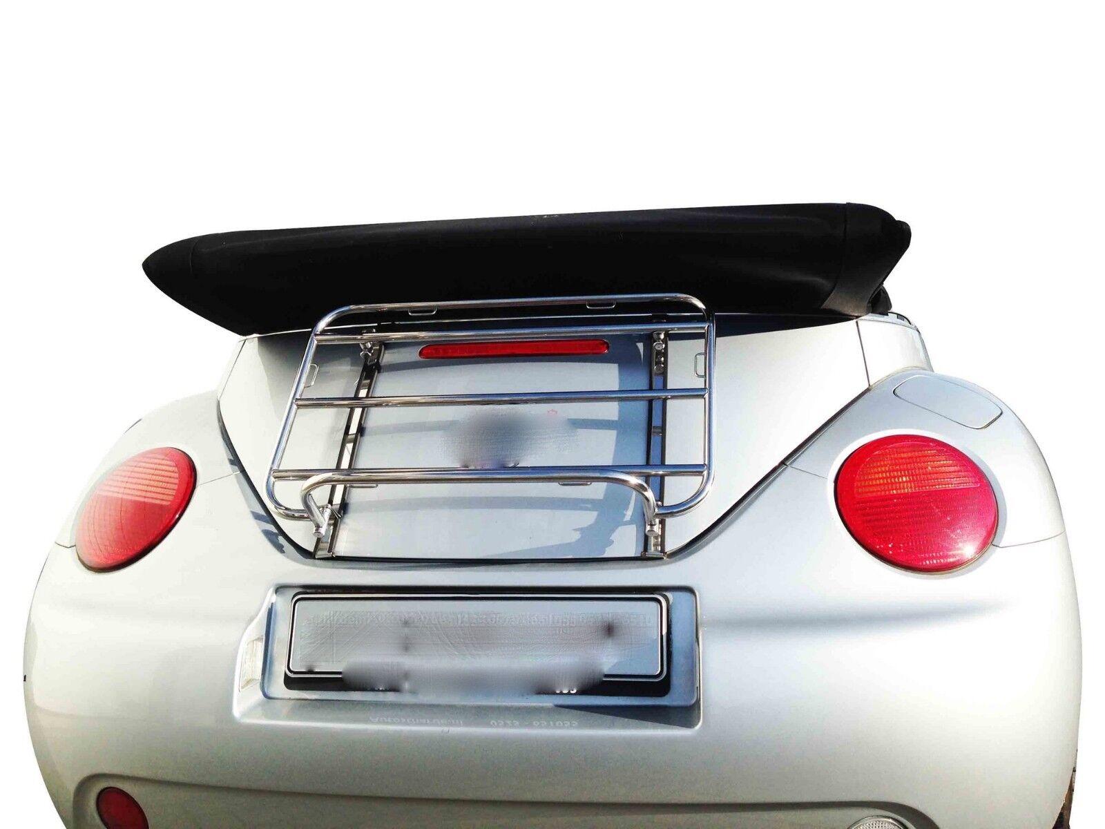 Für Volkswagen New Beetle Cabrio Gepäckträger 03-10 Heckgepäckträger 1Y7