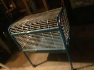 Rabbit or small animal cage
