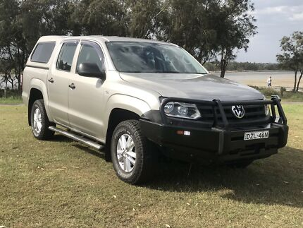 2012 Volkswagen Amarok turbo diesel 4x4 Lake Illawarra Shellharbour Area Preview