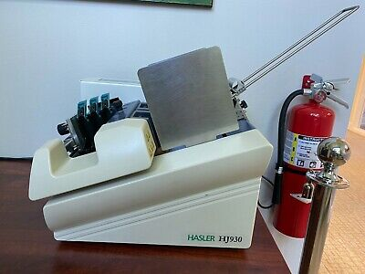 Neopost As-930 Hasler Hj930 Letter And Envelope Printer - Barely Used
