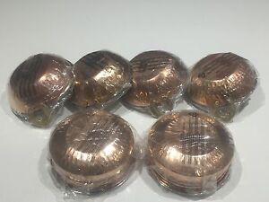 Hammer Copper Pans (platter/buffet service bowls) Kingscliff Tweed Heads Area Preview