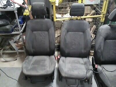Ford fiesta 7.5 interior seats