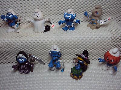 Halloween Schlümpfe Figuren Auswahl Neu Schlumpf Figur Halloweenschlumpf - Halloween Schlümpfe