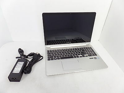 "Samsung Spin 7 15.6"" Touch i7-7500U 12GB 1TB W10H NP740U5M-X01US 2-in-1 Laptop O"