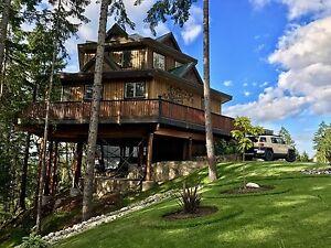 Unique Bear Mountain Home