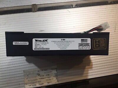 Whelen Patriot Strobe Power Supply Lfl412 Updated