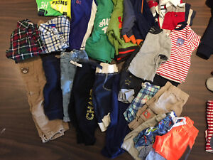 Large lot of baby/boy 3-6 month clothing