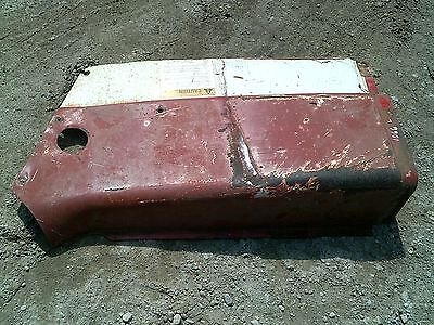 International 1066 Tractor Original Ih Ihc Left Rear Dash Section Panel