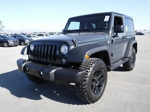 2017 Jeep Wrangler Willys 4WD