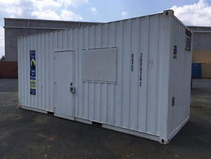SHIPPING CONTAINER - OFFICE