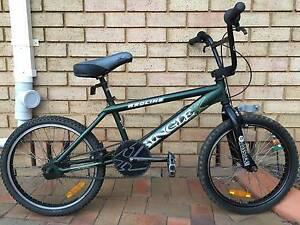 "Redline Single X 20"" inch Green BMX Mid/New School Bike Bicycle Cambridge Park Penrith Area Preview"
