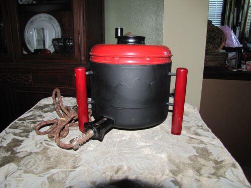 Rare Vintage Electric Popcorn Popper U.S. Manufacturing Corp.