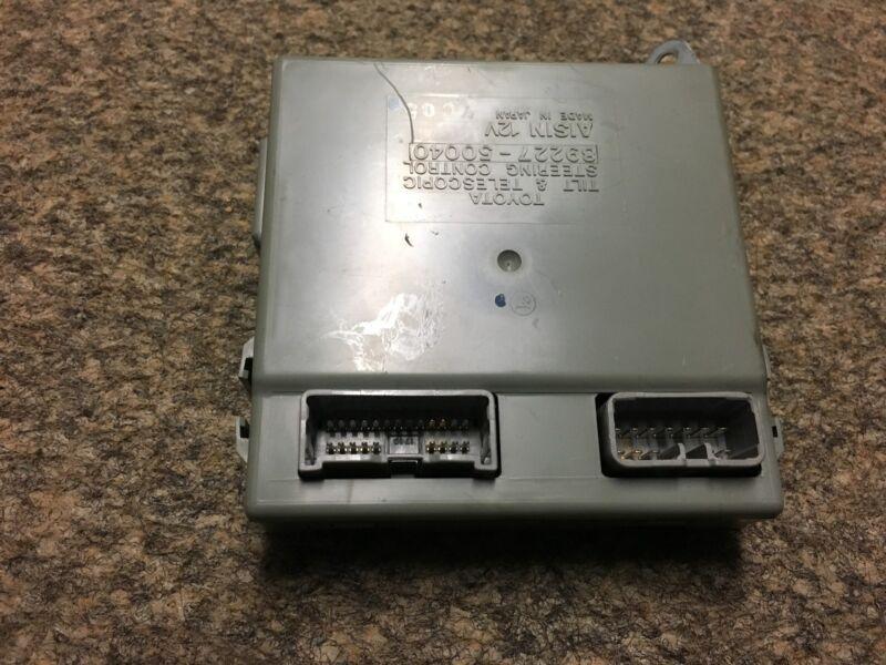 LEXUS LS 400 TILT AND TELESCOPIC STEERING CONTROL MODULE 89227-50040