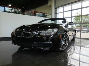 BMW Série 6 Cabriolet 2 portes |650i RWD|GARANTIE|HEADS-UP DISPL