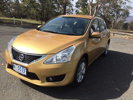 2015 Nissan Pulsar Sedan Glebe Hobart City Preview