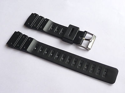 Quality Rubber Strap Lug Size 20mm With 2 Spring Bar Replacement For Timex