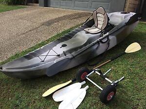 Lifetime Angler 3.0 fishing kayak Upper Coomera Gold Coast North Preview