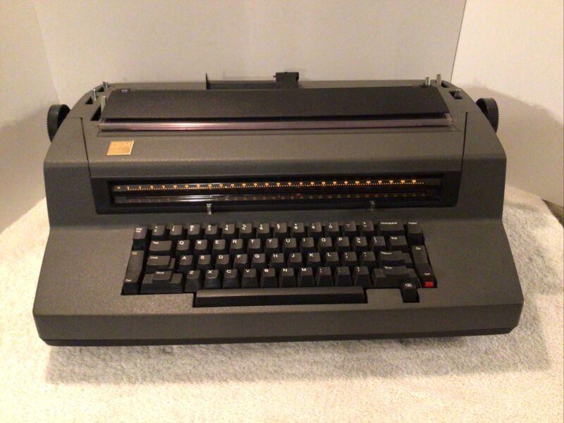 IBM Correcting Selectric III 670X Typewriter - 50th Anniversary Model Working