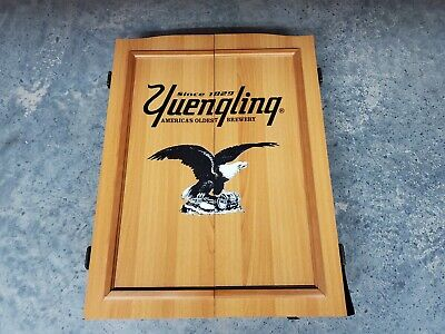 Yuengling wooden cabinet indoor fold a hoop basketball game electronic -