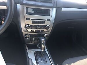 2012 Ford Fusion se one owner