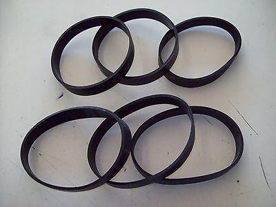 6 Edenpure Bio Speedclean Vacuum Cleaner Replacement Belts  Made In America Usa