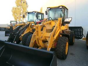 Brand New WCM928 6 Ton Wheel Loader, right loader for small job Maddington Gosnells Area Preview